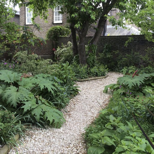 Contemplation Garden for Gardening Leave in Chelsea, London