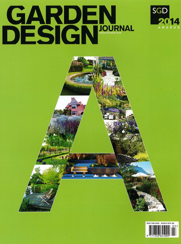 SGD journal green front cover