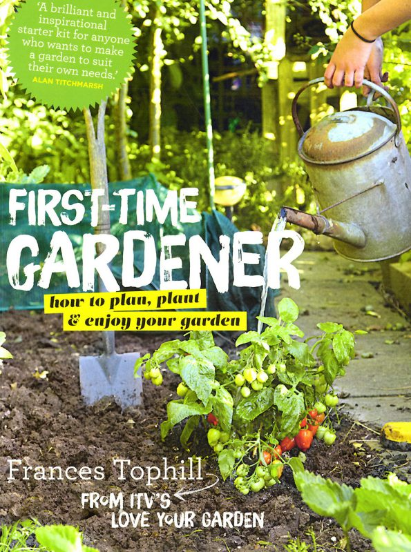 first time gardens front cover