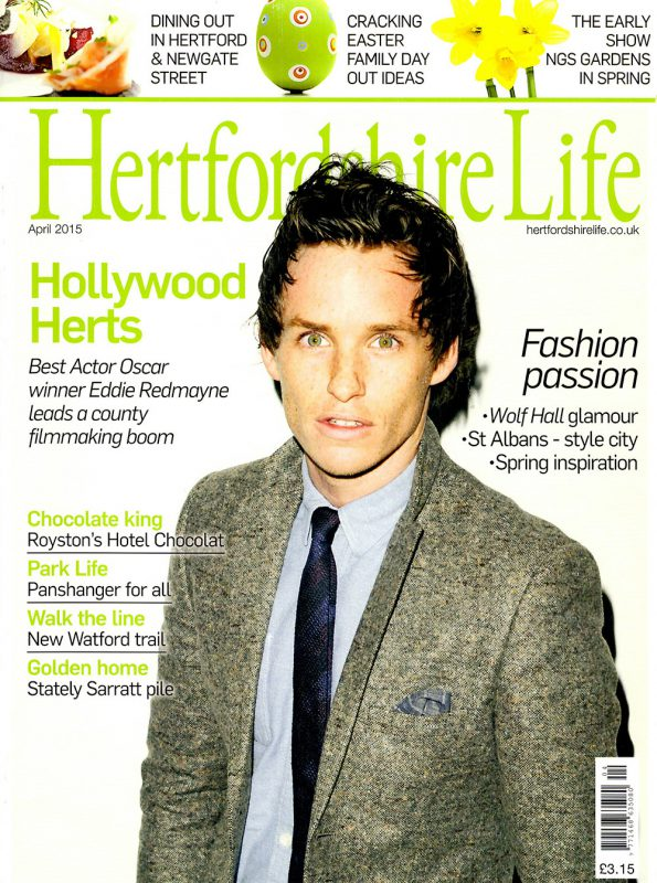 hertfordshire life front cover