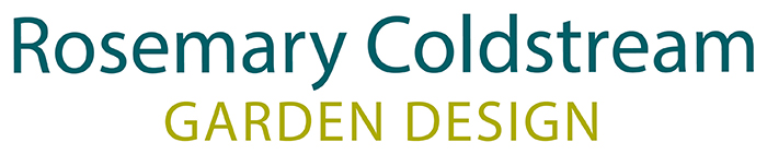 Rosemary Coldstream Garden Design Logo