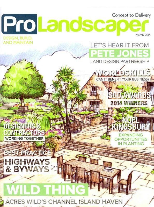 pro landscaper front cover