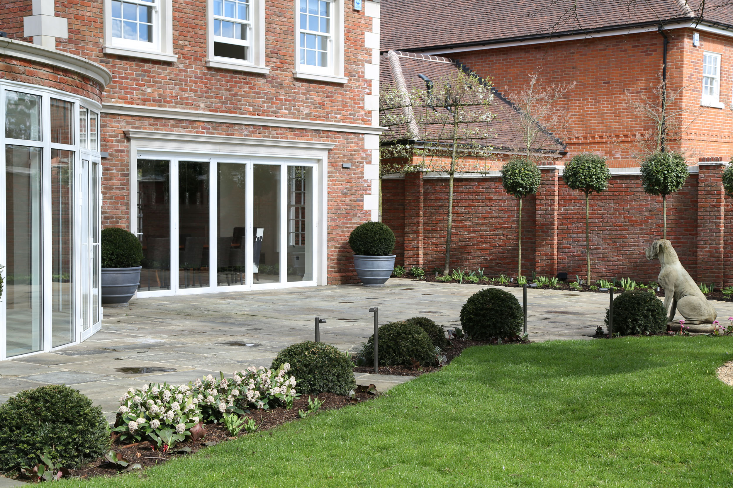 Large Garden, Harpenden | Rosemary Coldstream Garden Design