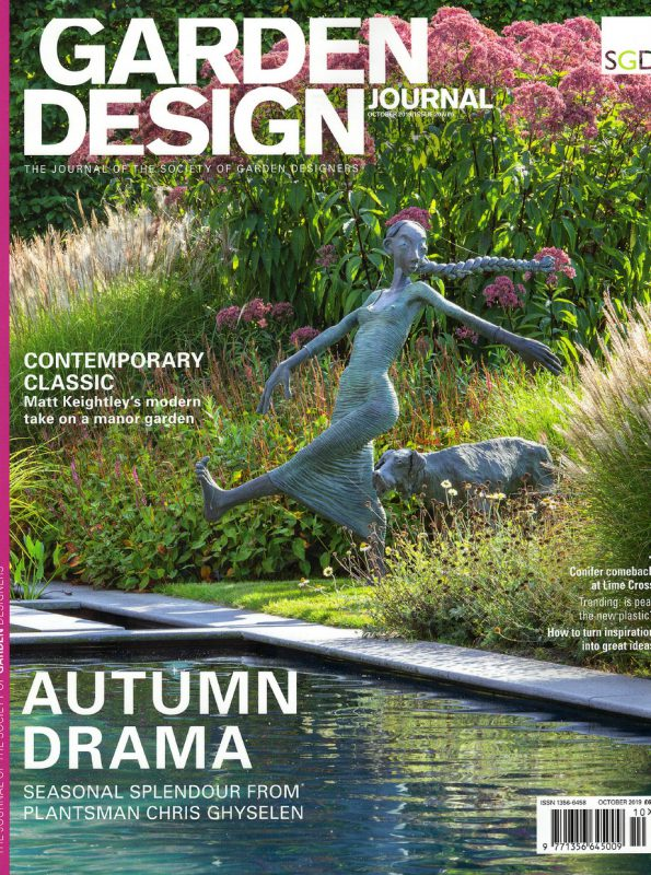 Garden Design Journal 10 2019 Cover