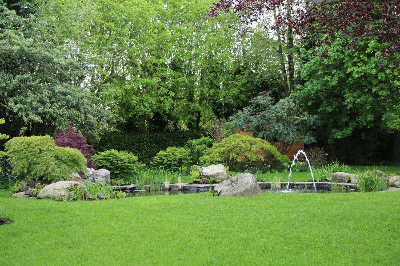 Large Garden Landscaping & Design London, Hertfordshire ...