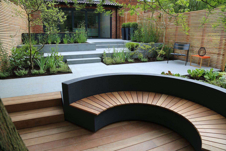 Small Garden Landscaping & Design London, Hertfordshire ...