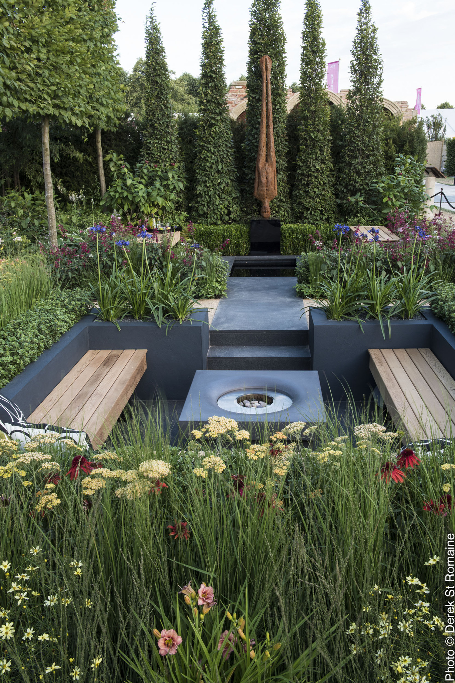 Small Garden Landscaping Design London Hertfordshire